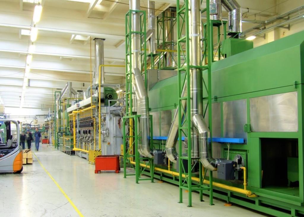 Powłoki hydrofobowe w przemyśle fabryka