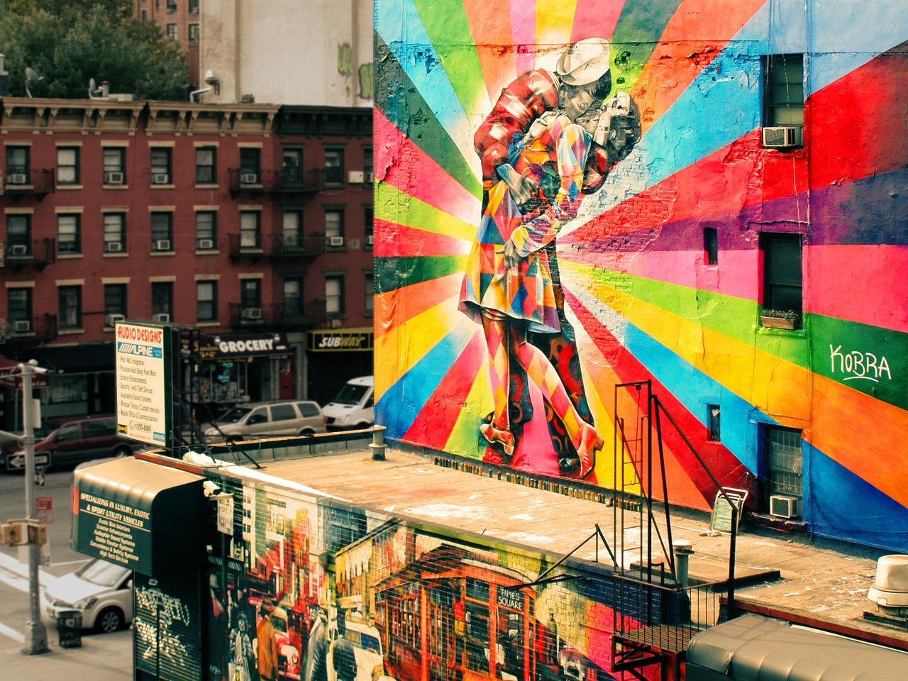 Mural warto zabezpieczyć powłoką antygraffiti