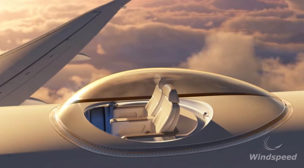 hydrofobowa samolot