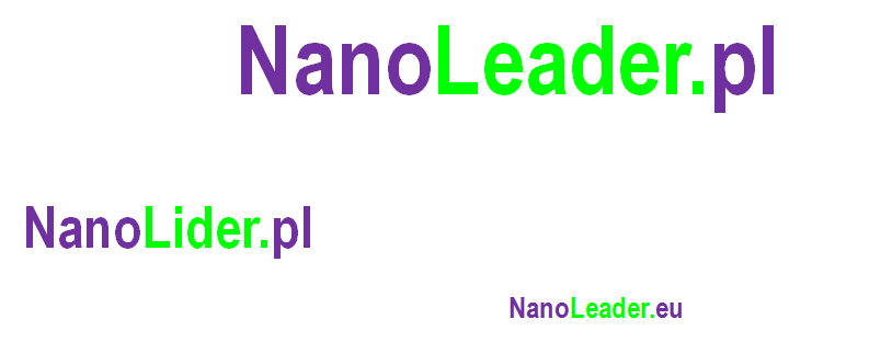 nanoleader domeny